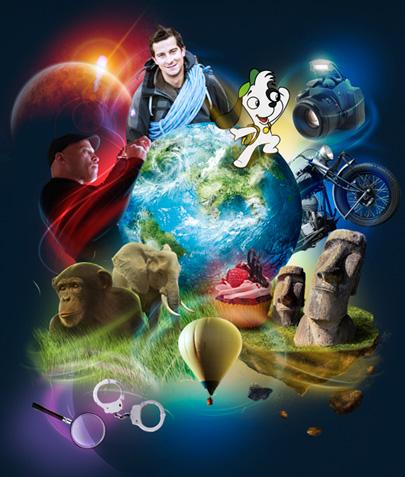 Discovery Networks - Marketing direto e brindes