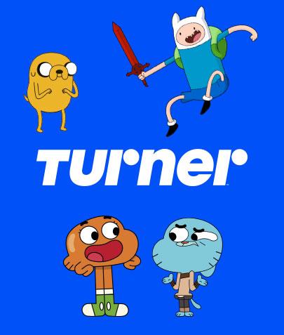 Turner Brasil - Site institucional