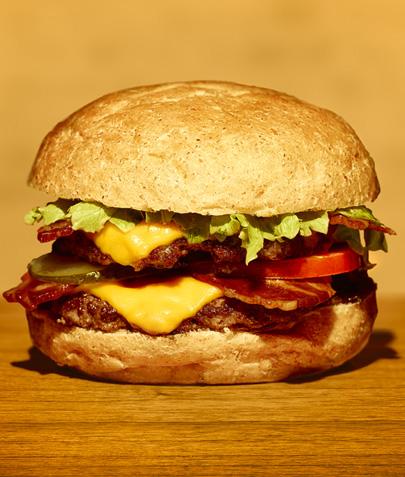Young Burger - Social media